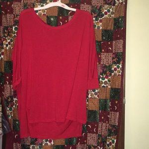 Red Express Shirt